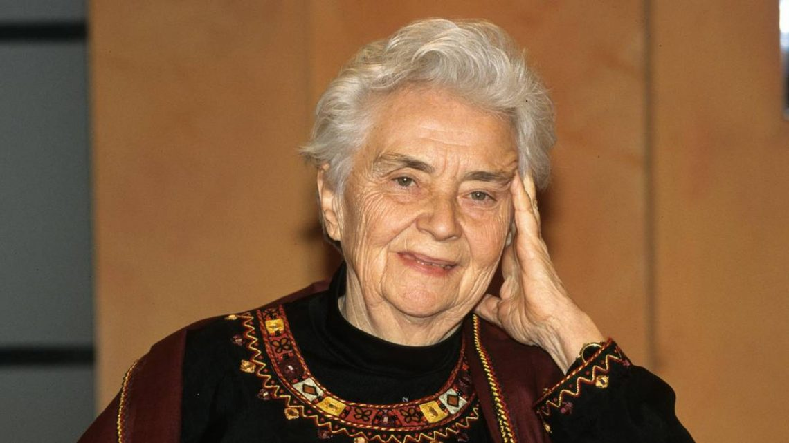 Dr. Ruth Pfau: the mother of the lepers would now become 90 years old