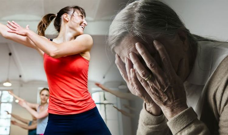 Dementia: Best exercise to keep symptoms of the condition at bay