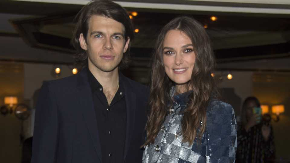 Yep, Keira Knightley Gave Birth When We Weren't Looking