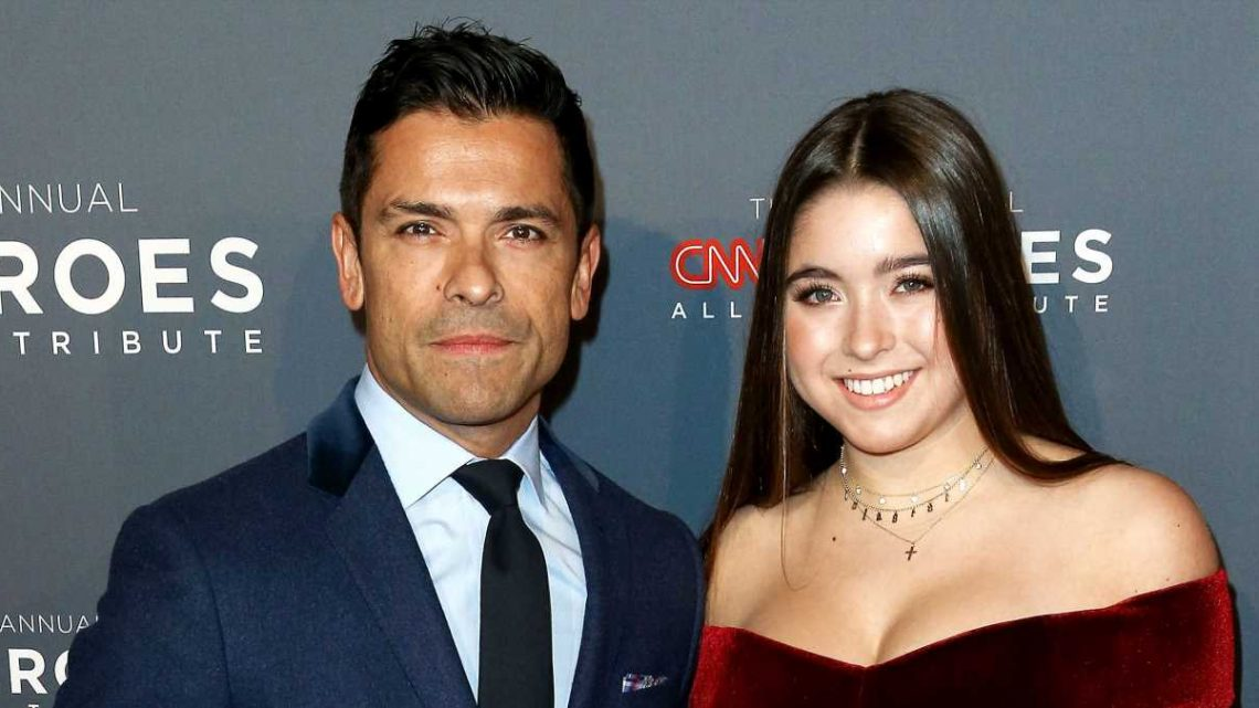 Mark Consuelos Checks on Daughter Lola 'So Much' Since She Started College