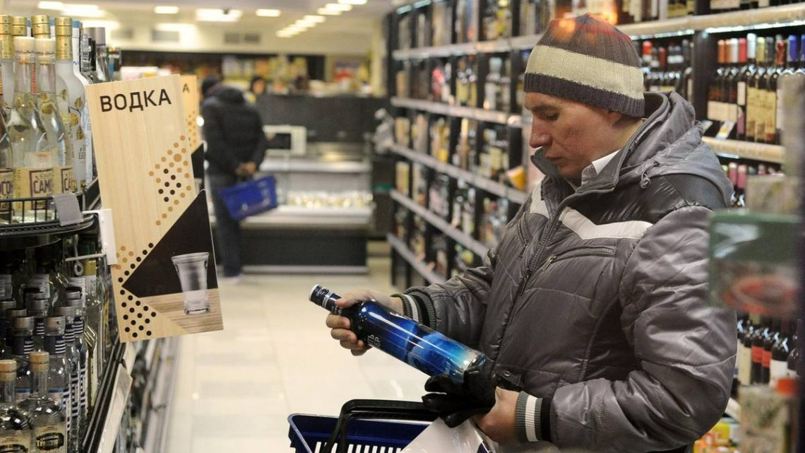 Hard-Drinking Russians? The once was. Why is Russia the thirst passes on vodka