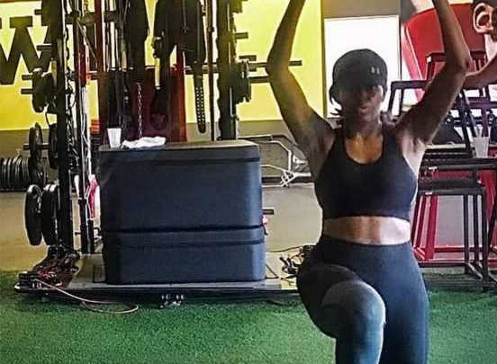 Michelle Obama Shows Off Her Workout to Combine Self-Care and Fitness: 'Take Care of Yourself'
