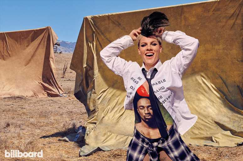 Pink Shares Her Struggles of Touring as a Mom: 'Sitting in the Corner of Arena Bathrooms Crying'