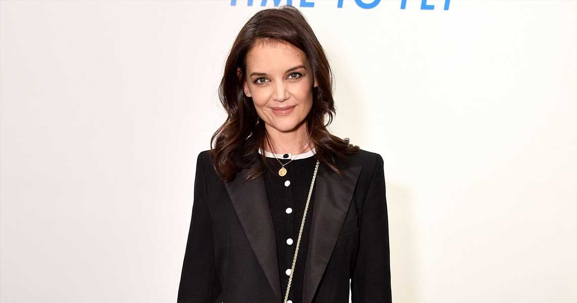 Katie Holmes: Working Out 'Makes Me Feel Better'