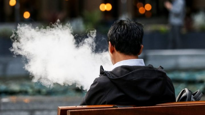 Meanwhile, 47 deaths from E-cigarettes