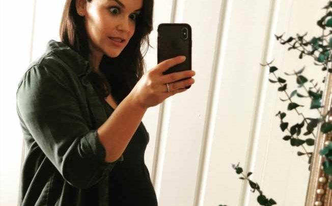 Brooklyn Nine-Nine's Melissa Fumero Expecting Second Child: 'This Pregnancy Has Been Way Harder'
