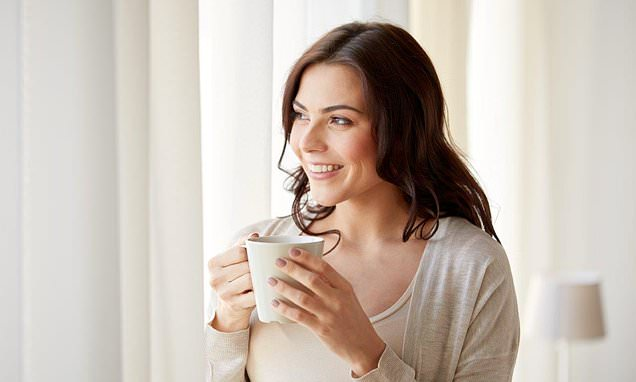Drinking four cups of coffee per day 'could reduce weight gain'