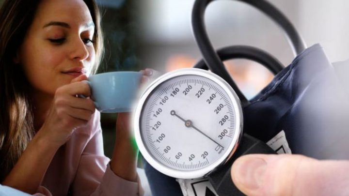 High blood pressure: Drinking this tea every day could lower your reading – what is it?