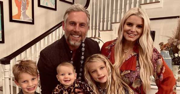 Jessica Simpson and Eric Johnson's Sweetest Moments With Their Kids