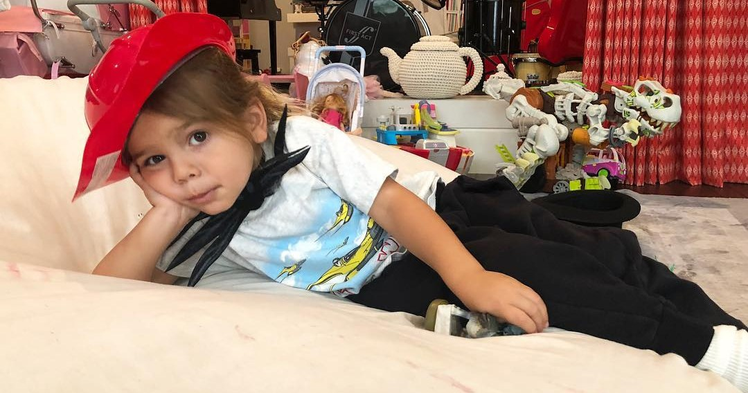 Reign Disick's Funniest Moments: Pics of Kourtney and Scott's 2nd Son