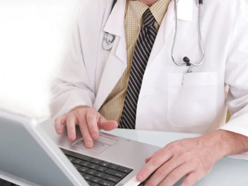Physicians spend 16 minutes per visit on electronic health records use