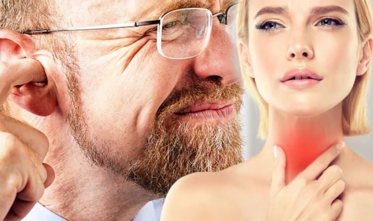 Head and neck cancer: The hidden sign in a person's ear that should never be ignored