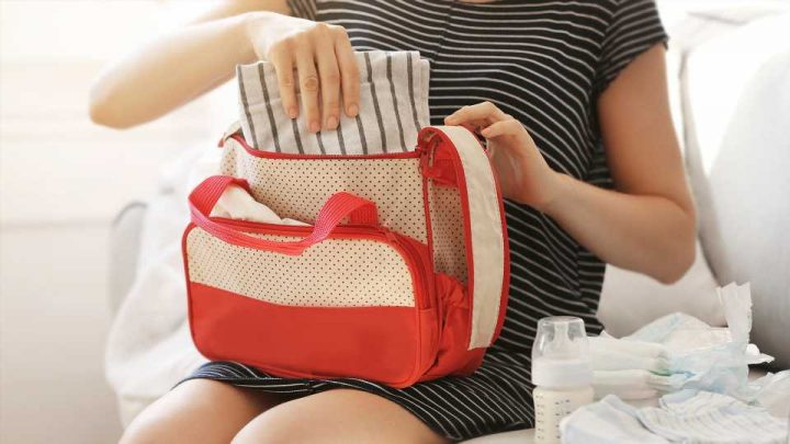 Leak-Proof Cloth Diaper Bags for Changes While You're on the Go