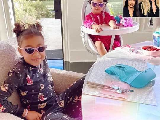 Keeping Up with the Kousins! 50+ of the Kardashian-Jenner Kids' Cutest Moments