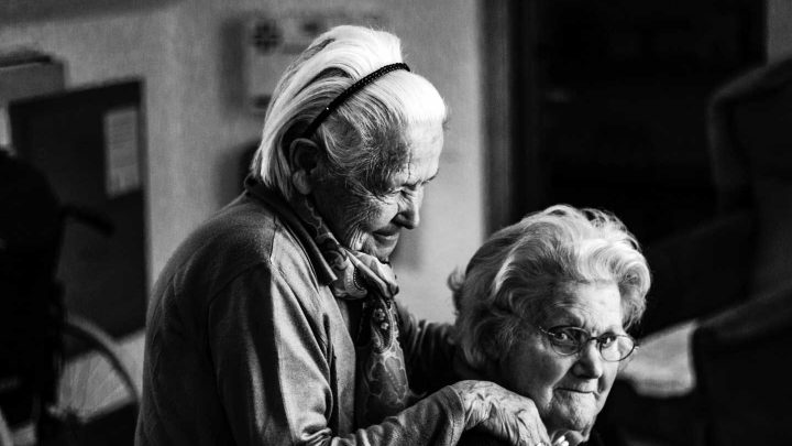 For seniors, COVID-19 sets off a pandemic of despair