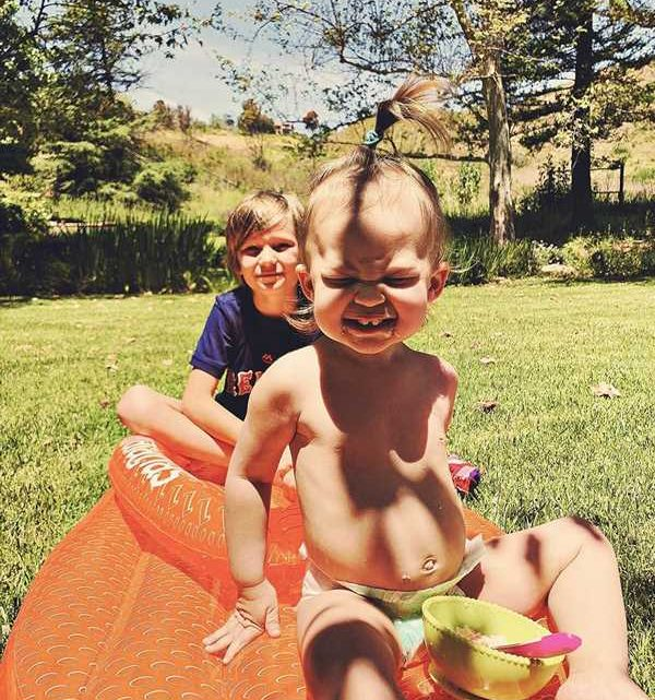 Chubby Cheeks, Sibling Snuggles and More: The Cutest Photos of Kate Hudson's Daughter Rani
