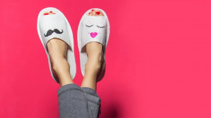 The real reason you should start wearing slippers