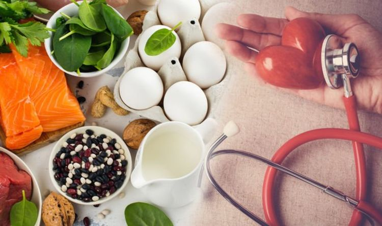 High cholesterol: How to naturally lower your levels according to expert