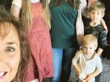 Michelle Duggar Switches to 'Grandma Mode' While With 17 Grandchildren