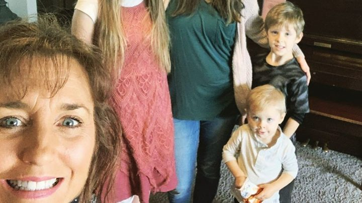 Michelle Duggar Switches to 'Grandma Mode' While With 17 Grandchildren