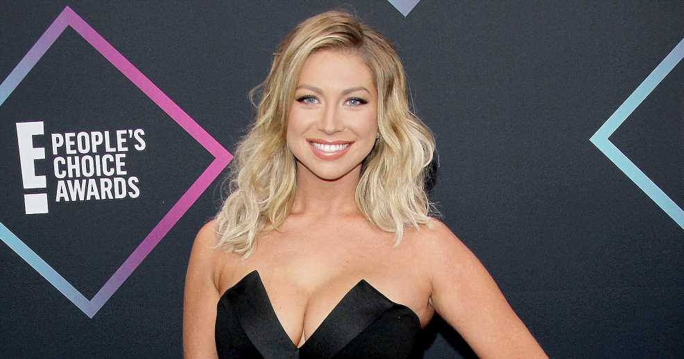 Stassi Schroeder Shares Pregnancy Symptoms and Cravings