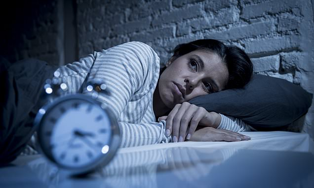 DR MARTIN SCURR answers your questions: I still can't sleep!