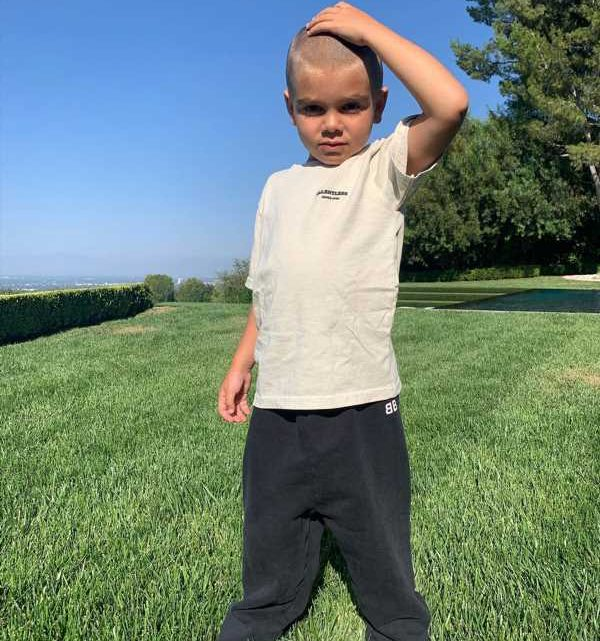 Kourtney Kardashian Says She's 'Not OK' After Son Reign, 5, Shaves His Head