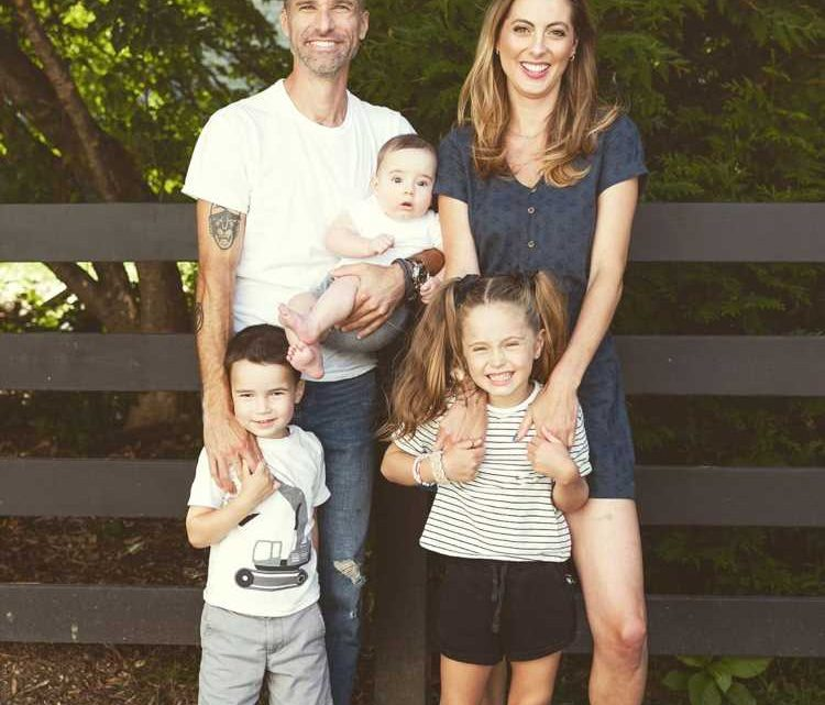 Kyle Martino 'Never Been Happier' as He Shares Family Photo with Ex Eva Amurri and Their Kids