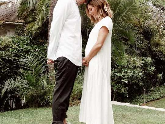 Ashley Tisdale Is Pregnant! Actress and Husband Christopher French Expecting First Child