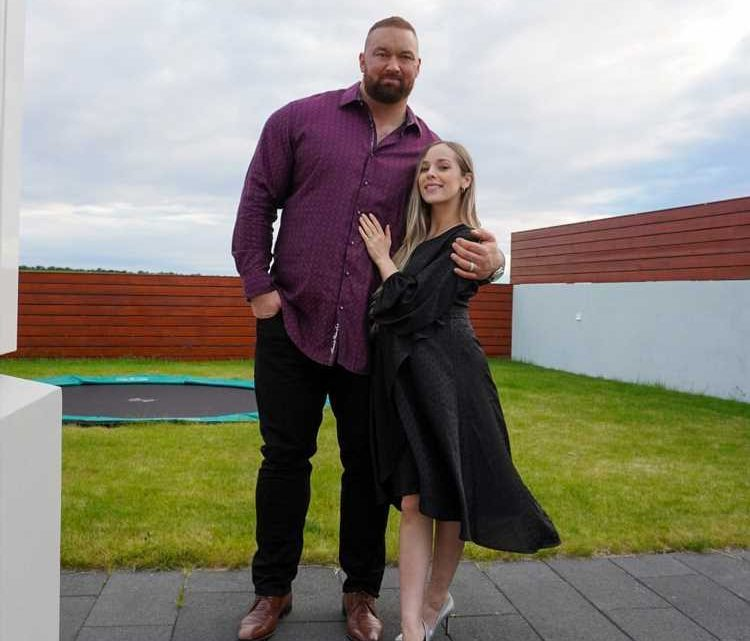Game of Thrones' Hafþór Júlíus Björnsson Welcomes a Son: A 'Healthy, Strong, Beautiful Boy'
