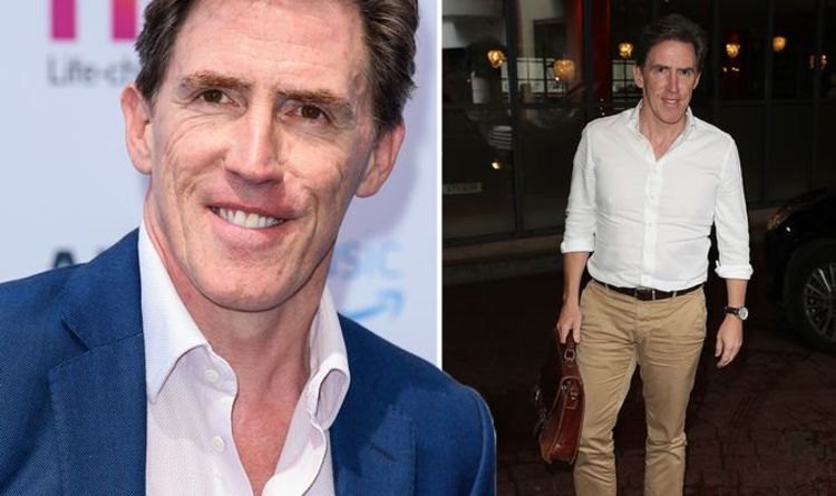 Rob Brydon health: Comedian reveals condition that his family played down – symptoms