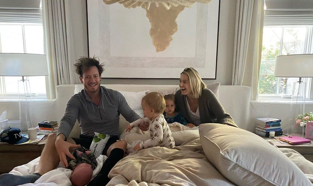 Tyler Hubbard Reveals He Had Vasectomy After Arrival of Baby No. 3: 'For Now Our Hands Are Full'