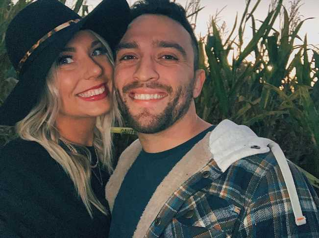 Love Is Blind Star Mark Cuevas and Girlfriend Aubrey Rainey Expecting Their First Child