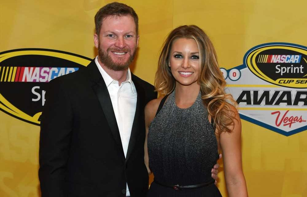 Dale Earnhardt Jr. and Wife Amy Welcome Daughter Nicole Lorraine: 'Healthy Little Baby Girl'