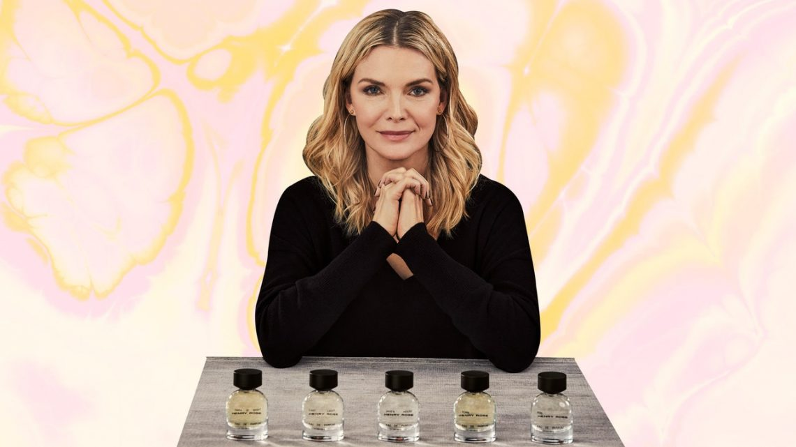 Michelle Pfeiffer's Henry Rose Isn't Just a Fragrance Brand Anymore