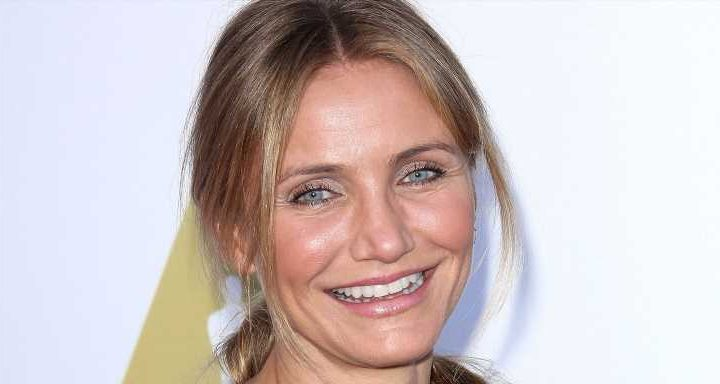 Cameron Diaz Feels 'Really Lucky' Becoming a New Mom Amid the Pandemic