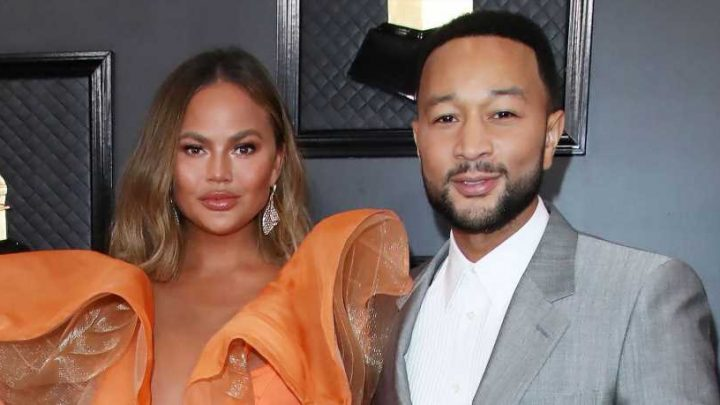 How John Legend and Chrissy Teigen Are Getting Through Their 'Tough Year'