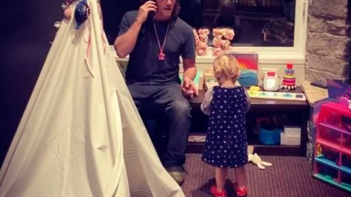 Diane Kruger Shares Sweet Video of Norman Reedus Helping Their 2-Year-Old Daughter with Her ABCs