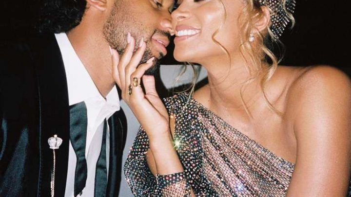 Ciara and Russell Wilson Talk Holiday Plans: 'It's All About Spending That Family Time Together'