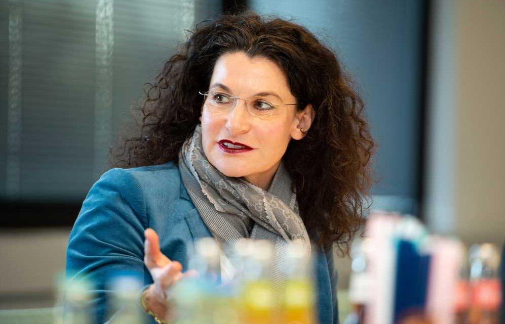 Douglas' Tina Müller: Building a Better Platform