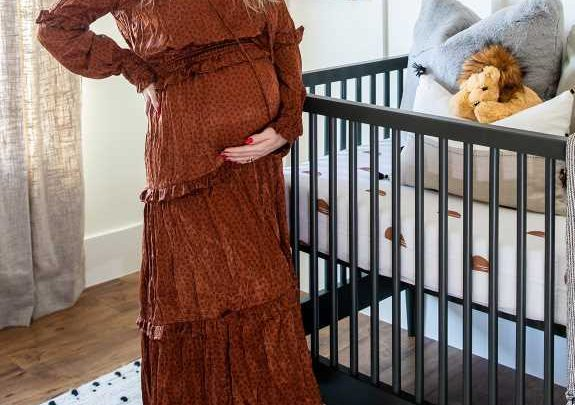Inside Pregnant Witney Carson's Meaningful Nursery For Her Son: 'We Wanted It to Be Different'