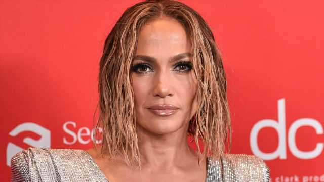 Jennifer Lopez's Inauguration Hairstyle Is Peak Jennifer Lopez