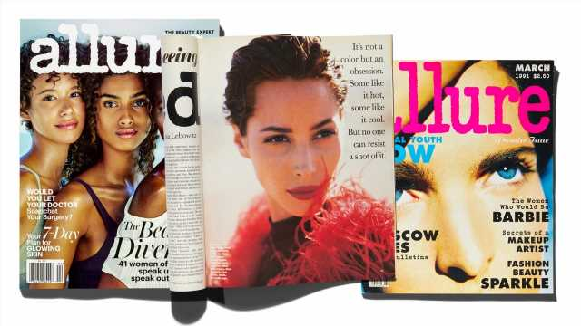 Allure Has Been Changing Beauty Journalism for 30 Years