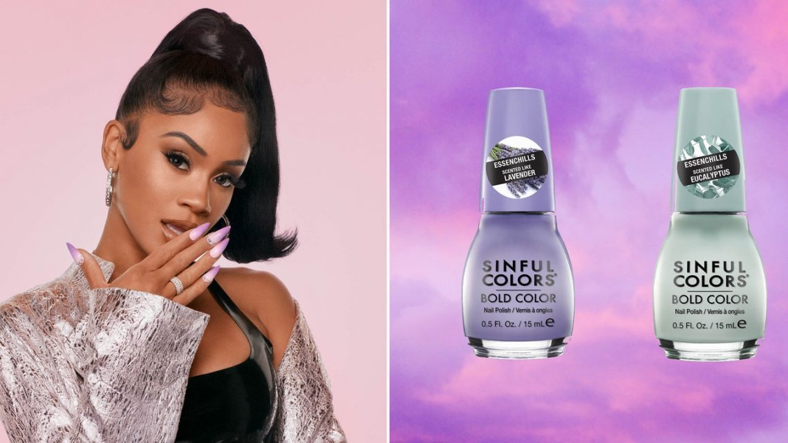 Saweetie Has Some Brilliant Tips for Functioning With Extremely Long Nails