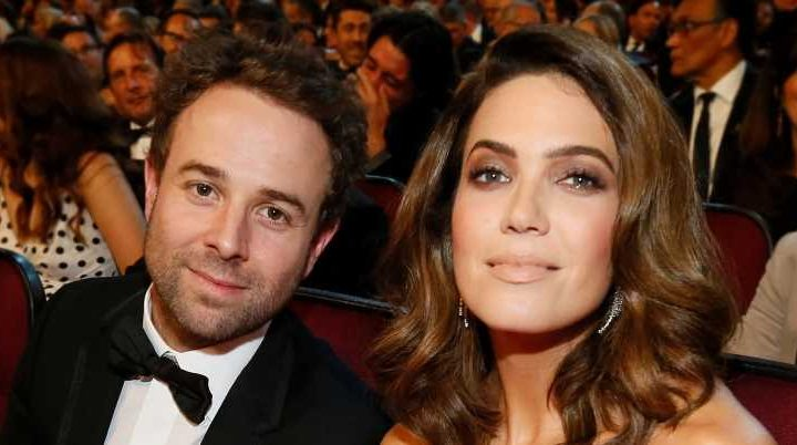 This Is Gus! See Mandy Moore and Taylor Goldsmith's Son's Baby Album