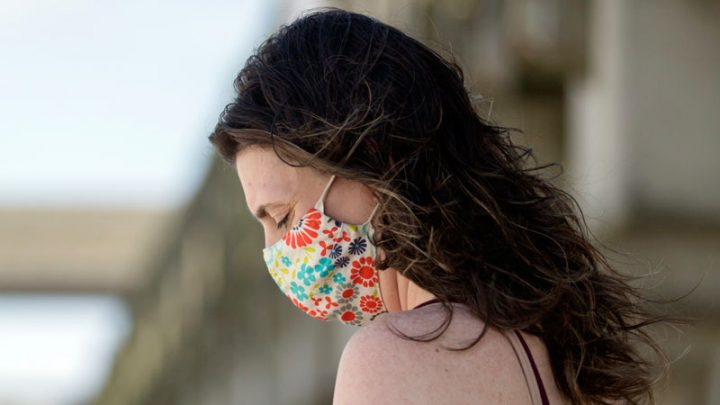Alabama's Republican Governor Extends Face Mask Mandate