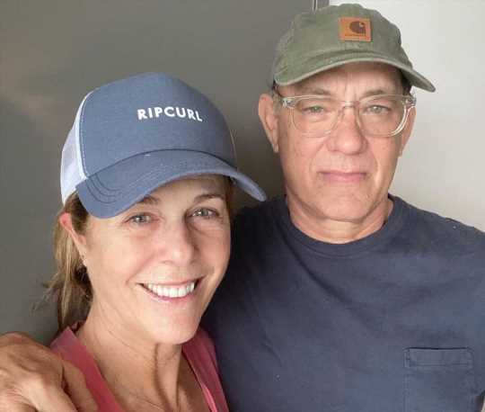 Rita Wilson 'Grateful' for Her Health 1 Year After COVID Diagnosis