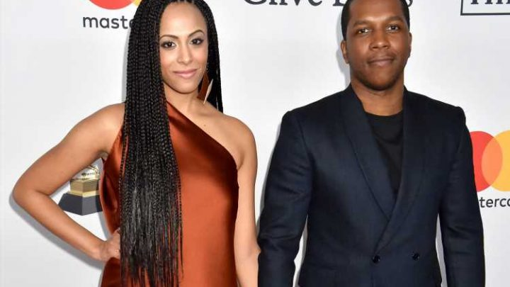 Leslie Odom Jr. and WifeNicolette Robinson Welcome Second Child, Son Able Phineas