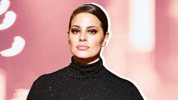 Ashley Graham Gets Real About the 'Struggle With Wearing Less Clothes' During Summertime