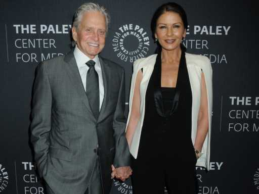 Michael Douglas Had This Reaction When Mistaken for Daughter's Grandfather